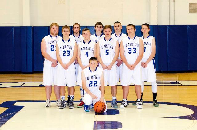 Bloomfield High School Basketball 2015-2016
