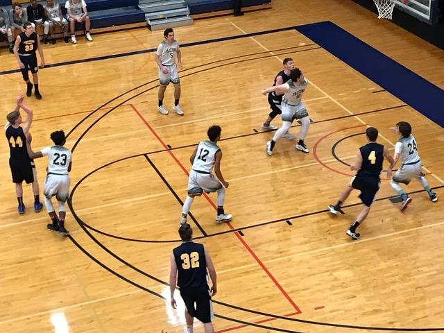 Section V & VI Regional Boys' Basketball 2017