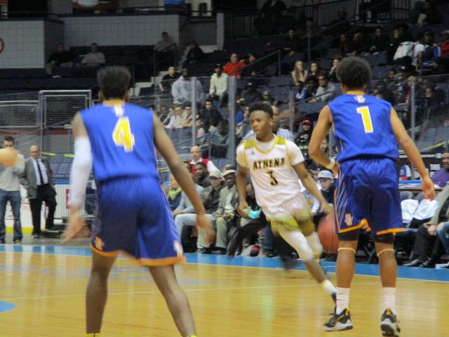 Section V Boys' Basketball Sectional Championships Day 2
