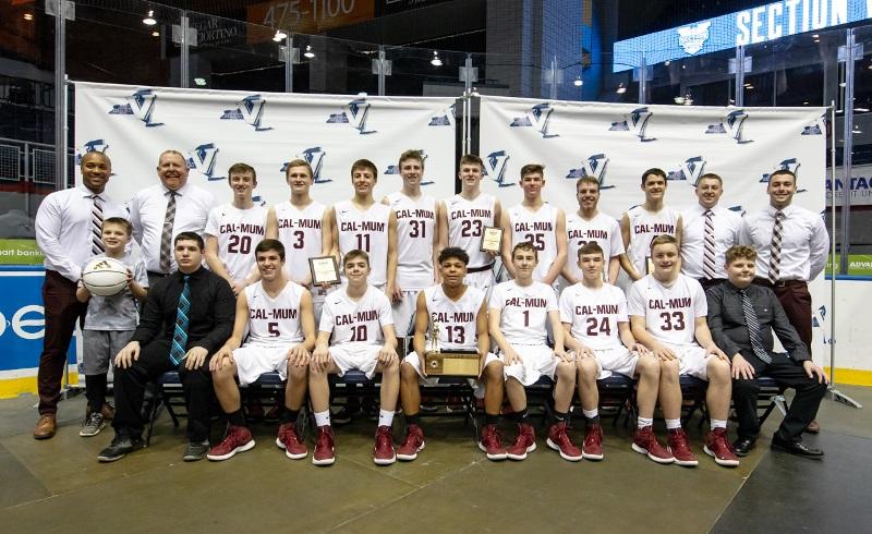 Section V Boys' Basketball Sectional Tournament 2018-2019